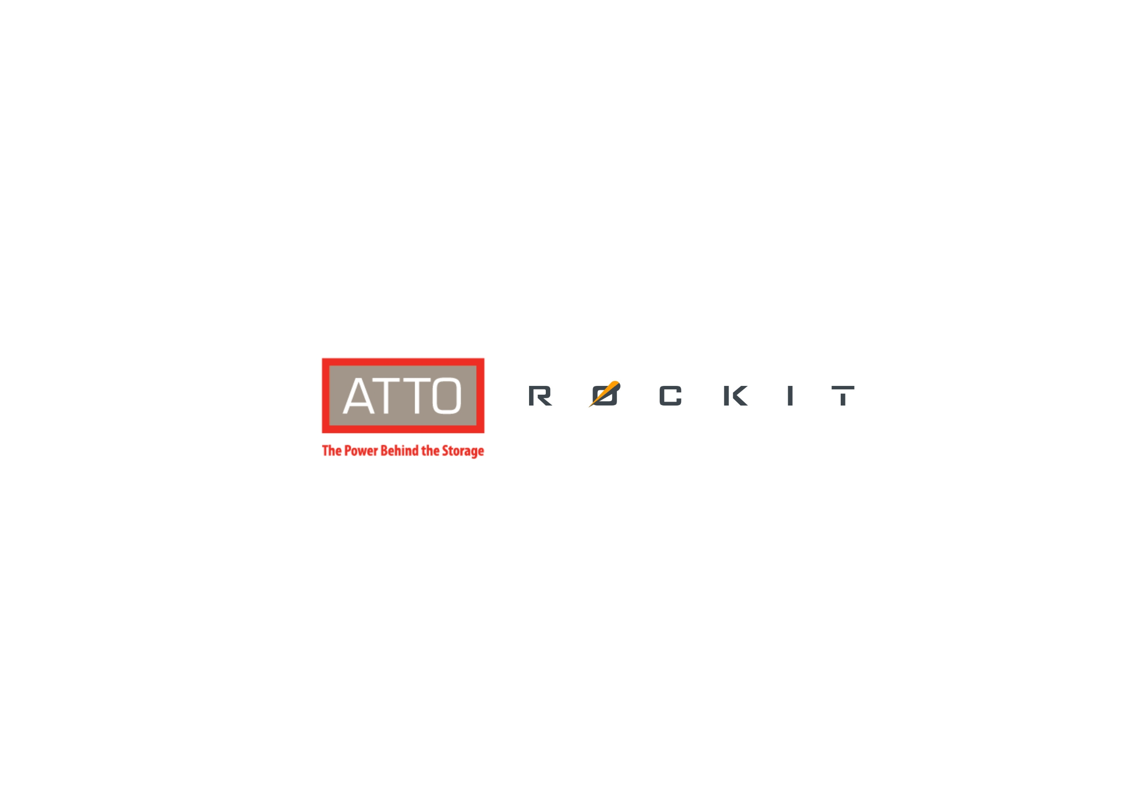 ATTO e Rockit Solution Brief