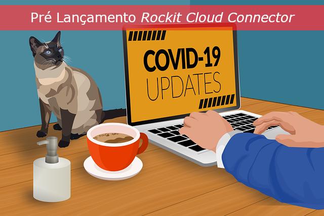 Rockit Cloud Connector e Free Cloud Storage- Antecipado lançamento devido ao COVID-19!